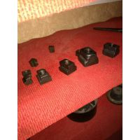 T型螺母 m16/28*28*20/45#钢T型螺母厂家直销润发