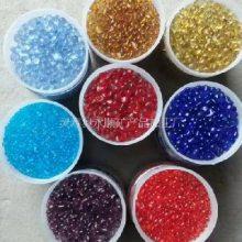 河北石家庄玻璃砂生产厂家,彩色玻璃砂,永顺矿业 一吨起发货