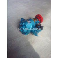 供应供应ZYB-33.3A/1.45低压可调式渣油齿轮泵