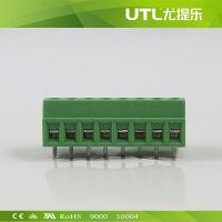 斯普威尔接线端子 MU1.5H3.5(3.81) 螺钉类端子  插拔式接线端子