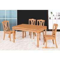实木餐桌椅餐厅家具(可定制)酒店火锅店餐饮饭店餐桌椅办公椅