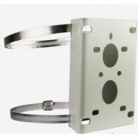 控抱箍支架 抱树 柱装 电线杆支架 抱杆支架 路灯监控摄像机支架