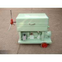 液压油除杂除铁屑板框滤油机