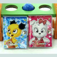 山猫吉咪PU儿童动漫卡通可爱创意礼品 小孩卡包卡套品牌直销