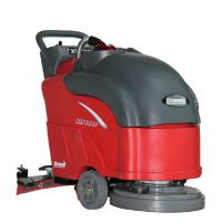 山东淄博克力威XD18W洗地机 全自动洗地机 品牌手推洗地机 克力威洗地机价格