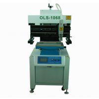 PCB印刷机,锡膏印刷机,半自动丝印机,欧力盛