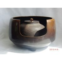 日本铜器,日本铜壶, 日本铁壶 日本工艺品摆件 南部铁器