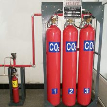 管网式七氟丙烷气体灭火系统 ZFM100七氟丙烷气体灭火系统