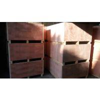 奉贤出口木箱 可拆卸木箱 花格箱 二手木托盘