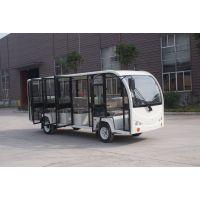 金洲封闭式电动观光车重庆电动车JZT18-M