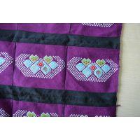 非物质文化遗产土家织锦 西兰卡普围巾 包包 床上用品 抱枕 可外贸出口