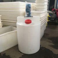 南平圆桶复配搅拌罐 1000L耐酸碱聚乙烯搅拌罐
