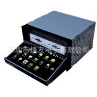 Dual system Android and Windows CE car pc Player