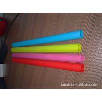 厂家批发 PVC管 彩色塑料管 硬质PVC管 水平管 玩具包装管
