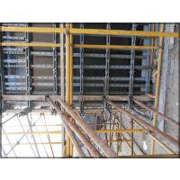新型剪力墙、柱模板加固工艺,造价***低的建筑模板加固支撑体系