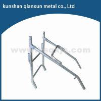 铝合金焊接件 铝弯管铝焊接加工 金属焊接加工