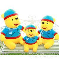 厂家直销批发毛绒玩具Disney迪士尼维尼熊小熊公仔情人节生日礼物