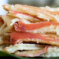 海味零食厂家批发 烧烤味鱿鱼条 进口鱿鱼 手撕风琴 出口品质500g