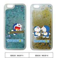 三星PC流沙壳定制厂家 samsung手机保护套加工 PC液体手机套