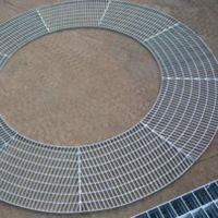 钢格板 厂家直销 造船厂互插型 承载钢格栅板 热镀锌防腐处理