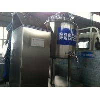 厂家直销罐式鲜奶吧巴氏灭菌机奶吧杀菌机弘发制造安全可靠