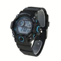 礼品手表厂家 热销硅胶 多功能学生电子手表 稳达时品牌代工
