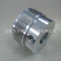 【厂家供货】不锈钢多楔带轮  合肥多传动件来图加工定制