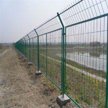 养殖围栏网 菱形公路护栏网 工厂厂区护栏网厂家直销