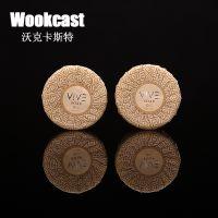 【Wookcast】酒店一次性用品小香皂高档酒店咖啡色包装洗手皂包邮