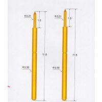 0.3单头弹簧测试探针 香港智仁苹果手机专用测试针
