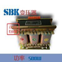 颖奇SG-1500VA三相380V转220V 200V机床干式隔离伺服变压器1500W铜
