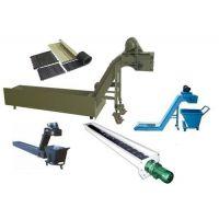 无锡排屑机、排屑机厂家、平面式链板排屑机