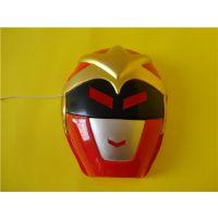 供应神兽战队面具 神兽金刚面具 地兽红面具 万圣节面具 动漫面具