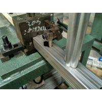 1.5锌铁快速打孔机 电动冲孔机 不锈钢开弧口机 正谷机械设备