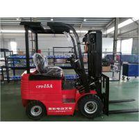 金彭电动叉车1.5吨平衡重式叉车JPCPD15A-AC 全自动堆高车仓储物流专用搬运车