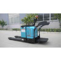 金彭电动叉车 2.2吨电动搬运车JPCBD22A-68S 站驾式电动搬运车 电动托盘叉车 可定制
