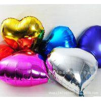 LNS-00236565(18寸爱心形铝箔飘空氦气球)