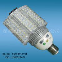 深圳节能改造专用72W玉米灯 全铝材专利私模72WLED玉米灯价格 72W玉米灯参数