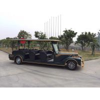 供应北京,唐山,河北凯顺牌豪华款12座电动老爷车KS-LY12A