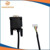 优质彩色HST-6005 DB9P/F TO PH2.0 8P端子线 电脑主机连接线
