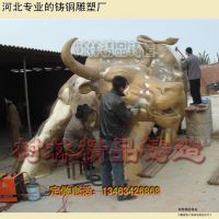 供应动物铜雕,铜狮子,铜雕麒麟,铜雕牛质量包邮厂家