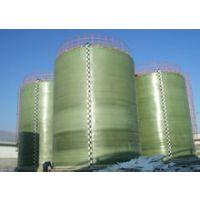 新疆建投宝塑 玻璃钢储罐 耐腐蚀 安装简单费用低