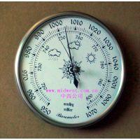 中西供应空盒气压计(晴雨表) 型号:M390800库号:M390800