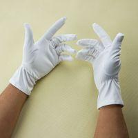 广东无尘布手套生产厂家 超细纤维无尘布手套