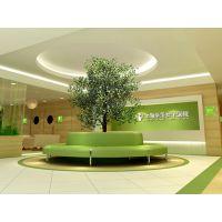 上海华美医院展厅装饰设计