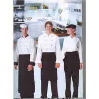 供应供应厨师服 双排扣厨师服 双排扣立领厨师服 定做双排扣立领厨师服