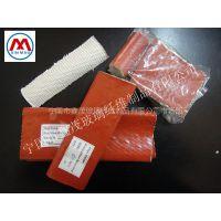供应宁国市硅橡胶套管 耐高温套管 玻璃纤维套管