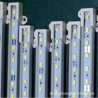 超亮5630LED硬灯条手机柜台珠宝展柜广告灯箱12V灯带橱窗铝槽灯