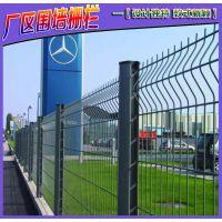 围墙铁丝网围栏 单位厂区围墙网样版图——双赫丝网直销