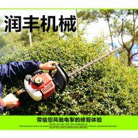 合金刀片双刃绿篱机 润丰牌 茶园篱笆修剪机